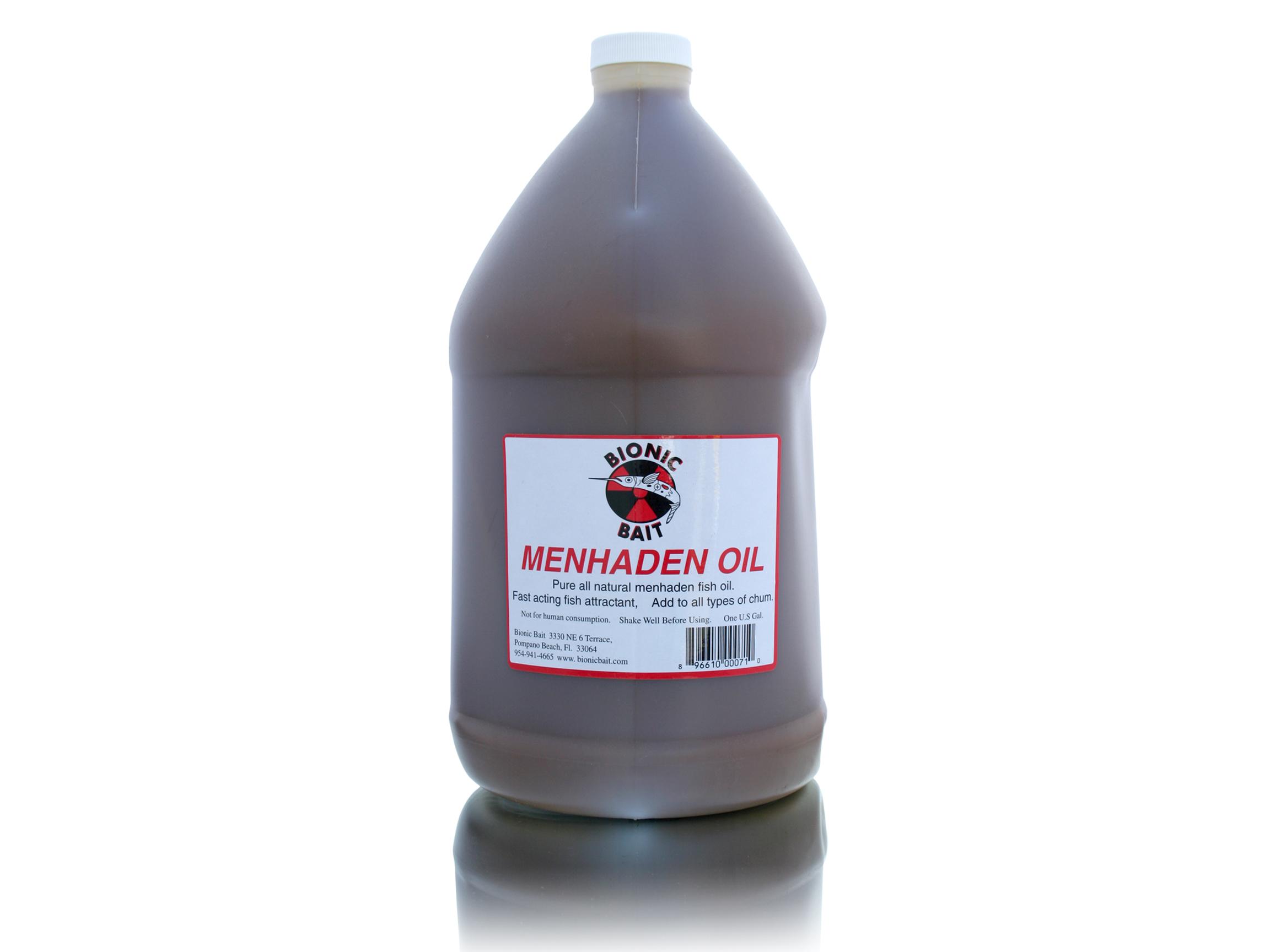 Manhaden Oil